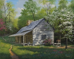 Appalachian Retreat-Spring by Kyle Wood