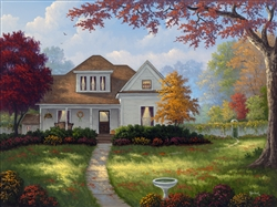 Comforts of Home - Autumn by Kyle Wood