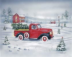 Country Christmas By Robert Andrea