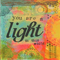 You are a Light - Cherie Burbach