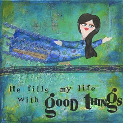 Good Things - Cherie Burbach