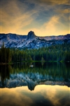 Mamie Lake (vertical) Mammoth California