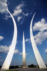 Air Force Memorial by Mitch Catanzaro