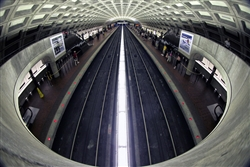 Washington Metro by Mitch Catanzaro