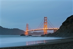 Baker Beach - San Francisco California