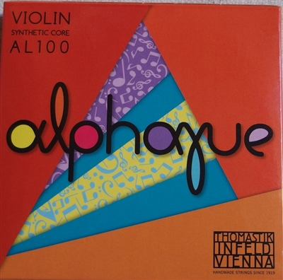 Alphayue Strings, Violin Set 4 Strings, nylon