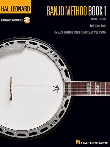 Banjo Method Book, Audio Access