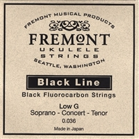 Fremont Low G Fluorocarbon Single