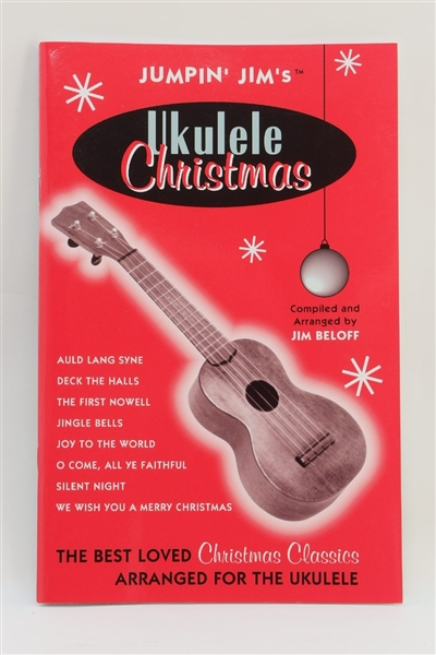 Jumpin' Jim's Ukulele Christmas