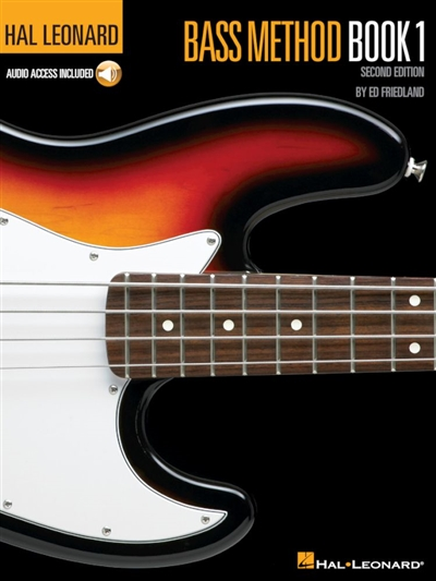 Bass Method: Book 1