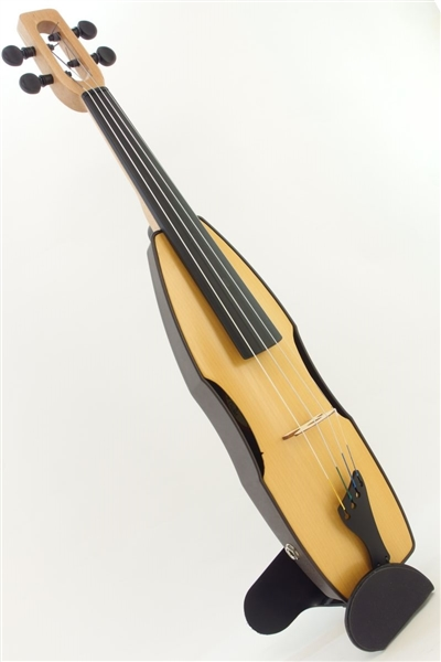 Cricket electric violin fiddle, American made, Violin, USA Made, travel violin, backpacker violin,