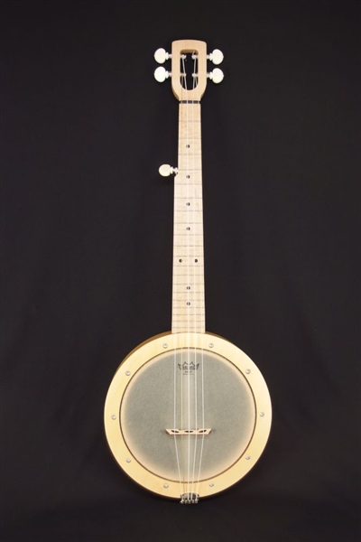 Firefly 5-string Banjo, USA made, short scale banjo, nylon string banjo, travel banjo