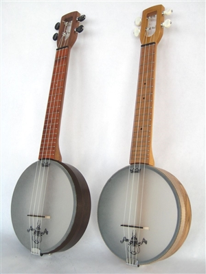 Concert scale Firefly banjolele, American made