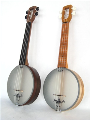Soprano scale Firefly banjolele, American made