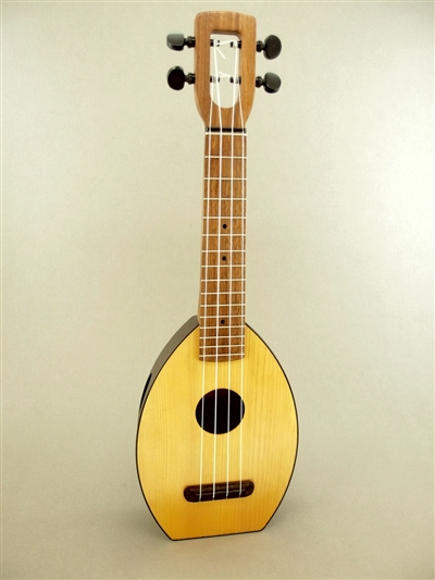 Spruce top Flea uke, American made