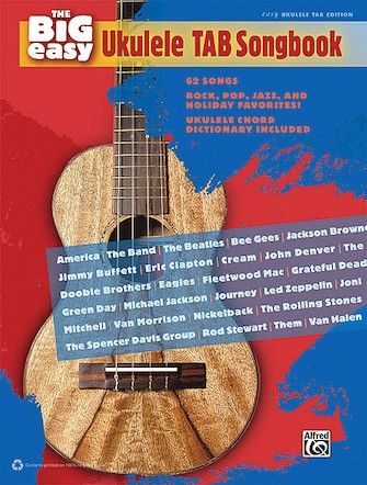The Big Easy Ukulele TAB Songbook