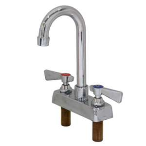 "AA-402 4"" Wall Mount Faucet Base"