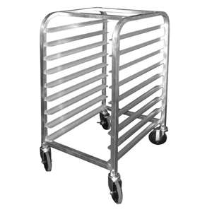 GSW AAR-0922W All Welded Half Size Pan Rack