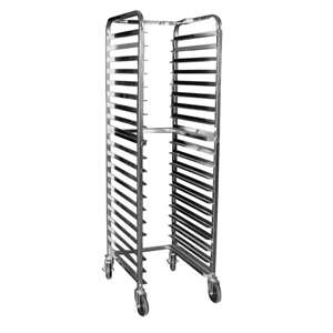 GSW AAR-2022S All Welded Bun Pan Rack Space Saver