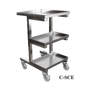 GSW C-SCE Sauce Cart For Chinese Wok Range Side