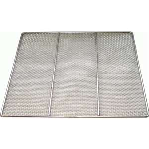 "Donut Frying Screen Stainless Steel 19""x19"" DN-FS19"