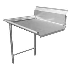 DT60C-L Stainless Steel Dish Table