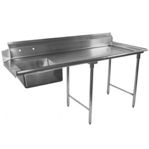 DT84S-R Stainless Steel Dish Table