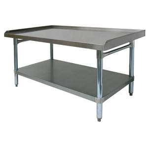 ES-E3018 All Galvanized Equipment Stand