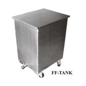 FF-TANK Stainless Steel Hood Filter Soak