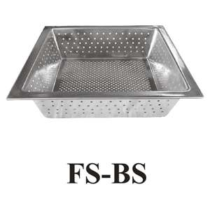 FS-BS Floor Sink Basket Stainless Steel