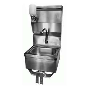 HS-1615KC Knee Operated Hand Sink