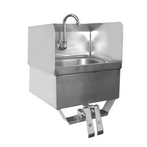 HS-1615KSSG Knee Operated Hand Sink