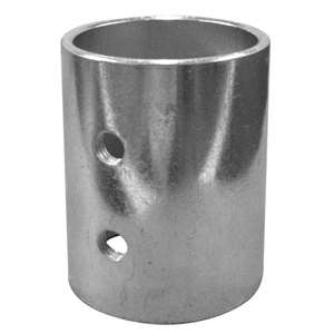 S-LGT2 Straight Leg Socket Zinc Plated