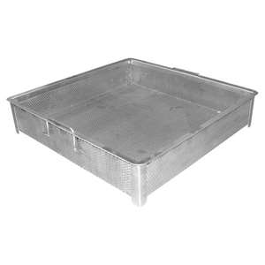 SD-2020 Stainless Steel Scrap Basket