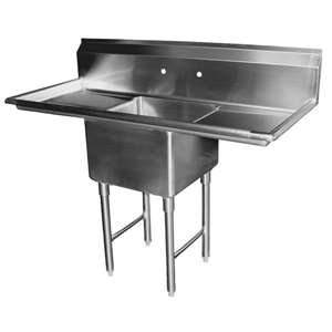 SH24241D 1 Compartment Stainless Steel Sink