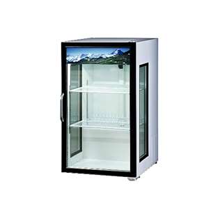 BLUE AIR BAGR7 Counter Top Glass Door Refrigerator