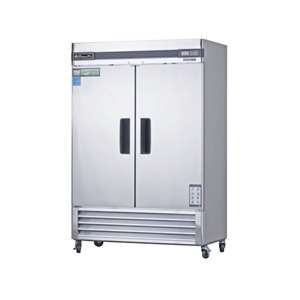 BLUE AIR BASR2 Reach-In Stainless Steel Refrigerator