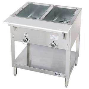 DUKE 302 Aerohot 2 Well Gas Steamtable