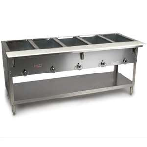 DUKE 305 Aerohot 5 Well Gas Steamtable