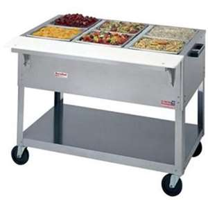 DUKE 333 Aerohot Cold Food Table