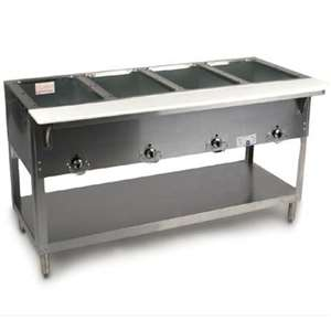 DUKE E304SW Aerohot 4 Well Electric Steamtable