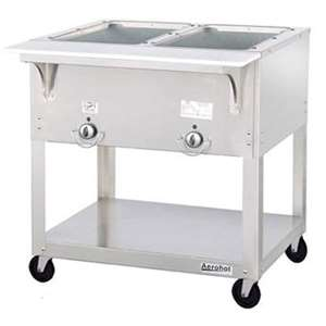DUKE EP302 Aerohot 2 Well Electric Steamtable
