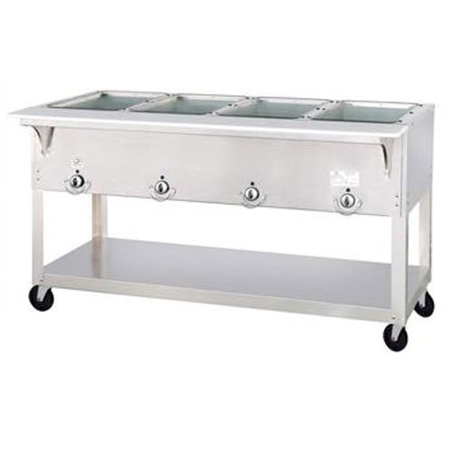 DUKE Aerohot Well Steamtable EPSW Kitchen Of Glam - 2 well steam table