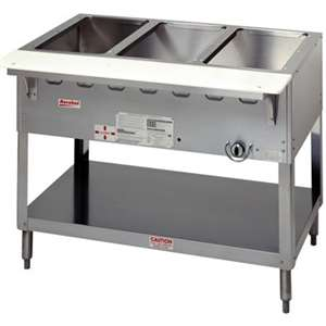 DUKE WB303 Aerohot 3 Well Gas Steamtable