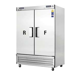 EVEREST EBRF2-D 2 Door Freezer