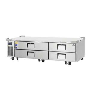 EVEREST ECB82-84-D4 4 Drawer Chef Bases