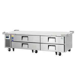 EVEREST ECB82-86-D4 4 Drawer Chef Bases