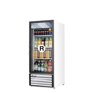 EVEREST EMGR10 1 Door Refrigerator Merchandiser