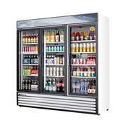 EVEREST EMSGR69 3 Door Refrigerator Merchandiser (Swing)