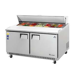 EVEREST EPBNWR2 2 Door Sandwich Prep Table